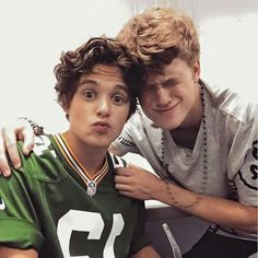Bradley Will Simpson and Tristan Oliver Vance Evans