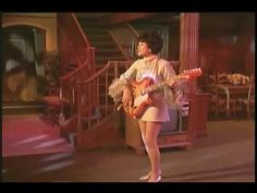 """Serena (Elizabeth Montgomery / Pandora Spocks) sings I'll Blow You a Kiss in the Wind, by Boyce and Hart. In Bewitched – """"Serena Stops the Show."""""""