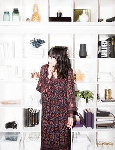A+ bookshelf game, Athena Calderone.
