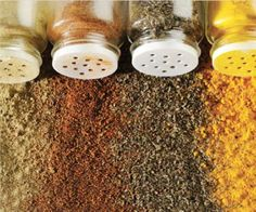 Top 10 Favorite Herbs and Spices
