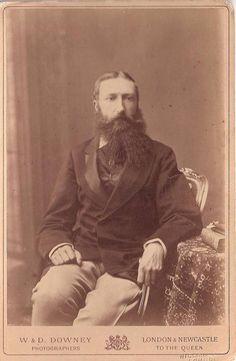 King Leopold II of Belgium.