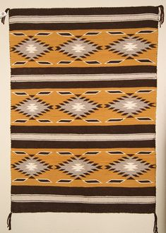 Crystal Tapestry Navajo Weaving Photo 1