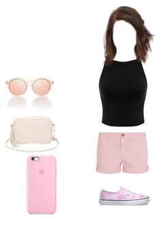 """Sem título #510"" by stilys on Polyvore featuring beleza, Vans, Current/Elliott, Charlotte Russe e Miss Selfridge"