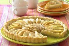 Honey Pear Tart Pastry