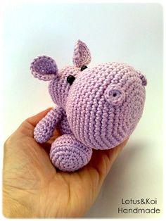 #hippo #amigurumi