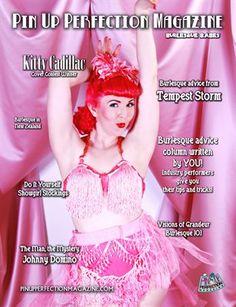 Pin Up Perfection Magazine: Burlesque Babes