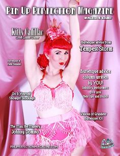Pin Up Perfection Magazine: Burlesque Babes
