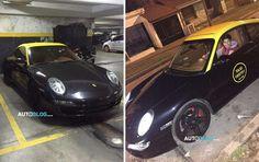 """Porsche 911 Turbo """" Taxi """""""