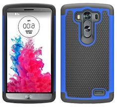 myLife Midnight Blue {Shockproof Design} 2 Piece Hybrid Reflex Case for the LG G3 Smartphone (Outer Rubberized Fit On Protector Shell + Internal Silicone SECURE-Grip Bumper Gel) myLife Brand Products http://www.amazon.com/dp/B00NUAUFZM/ref=cm_sw_r_pi_dp_C3Ntub1FQ3XVE