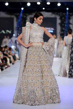 0 Elan Collection At PFDC Loreal Paris Bridal Week 2015 was last modified: September 2015 by Hira Pakistani Wedding Dresses, Indian Dresses, Wedding Bride, Wedding Gowns, Bridal Dress Design, Evening Dresses, Formal Dresses, White Bridal, Bridal Outfits