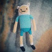 Adventure Time: Finn the Human Doll