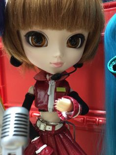 Pullip doll: Special Vocaloid! By Mes Crazy Experiences
