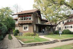 Sanborn House, Greene and Greene