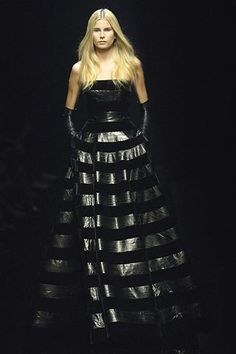 Givenchy Fall 2006 Couture Fashion Show - Marcelle Bittar