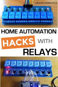 Cool Arduino Projects, Electronic Circuit Projects, Electrical Projects, Electronic Engineering, Electronics Projects, Simple Electronics, Arduino Home Automation, Home Automation Project, Home Automation System