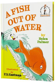 A Fish Out Of Water by Dr. Seuss - Free Shipping