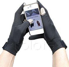 New Improved Mobile Friendly Far Infrared Gloves - Unisex