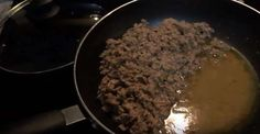 WATCH Video Easiest Way to Remove Grease From Cooked Ground Beef