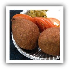 Kibbeh - Recipe