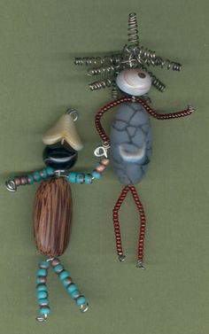 Bead Buddies A PDF Beading Pattern by PaintCreekBeadDesign