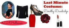 #L21Halloween: Last Minute Dorothy Dandridge Costume | Loop21