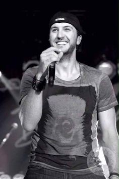 Luke Bryan...this man is so darn cute...it's the smile that radiates an amazing personality..