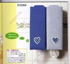 segura lenço caixinha de leite