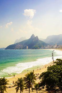 Rio de Janeiro, Brasil. To book go to www.notjusttravel.com/anglia