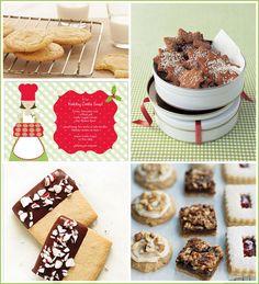 Cookie Swap ideas & recipes