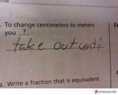 I can totally see several of my students doing this!