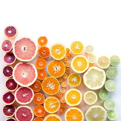 Photography Project: Food Gradients by Brittany Wright