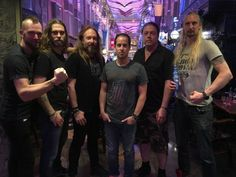 Metal Stalwarts HAMMERFALL Signs With Napalm Records!