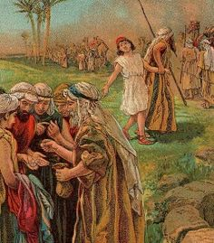 joseph and his brothers of the bible | ... Joseph in the Bible, he is sold into slavery by his jealous brothers