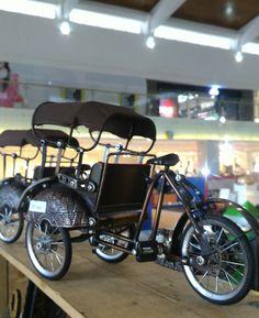 Becak@Yogyakarta