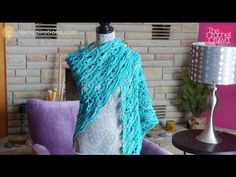 Yes, Yes Shawl Challenge | Crochet Challenges