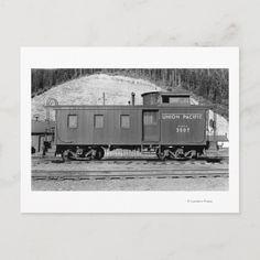 Union Pacific Railroad, Postcard Size, Gender, Age, Group, Unisex, Products, Gadget, Music Genre