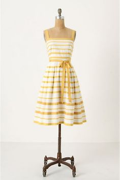 cute sundress. Would look good with jean jacket