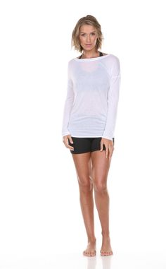Image result for vimmia open back horizon tee