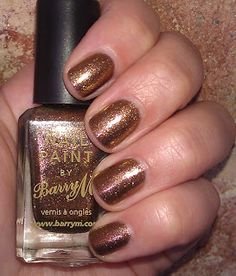 Barry M 'Copper', brand new, $5.00 plus shipping