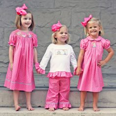 Tick Tock it's almost midnight! Time to order this pink polka dot princess collection for your little one! #pink #cinderella #polkadot #sakids #smockedauctions