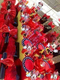 MINNIE~RED | CatchMyParty.com