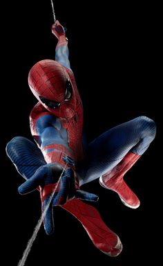Awesome Hi-Res Image of the Amazing Spider-Man.