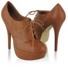 oxford heels - Google Search