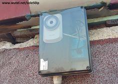 Solar IP CAM   -  Telecamera di videosorveglianza IP a energia solare   -   http://wutel.blogspot.it/2017/01/v-behaviorurldefaultvmlo.html