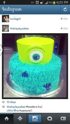 1000 Images About Monster Inc Baby Shower On Pinterest