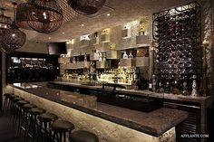 Palmilla Restaurant at Hermosa Beach, California // G+Design | Afflante.com