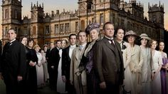 Downton Abbey - Can't wait for season 3