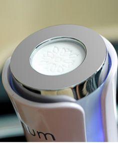 Autó légtisztító ionizátor (szivargyújtóba) : Szivargyújtós illóolaj párologtató és telefontöltő egyben!