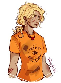 Never bet against Annabeth