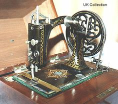 """The                """"Ariel"""" was produced by J.Holmes of Manchester, UK late                1860's - early 1870's. This ultra-desirable model ..."""